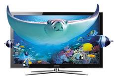 Led televisions 3d tvs led hdtv 3d displays modern tv - Which is better edge lit or backlit led tv ...